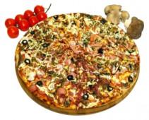 Пицца Мясной Пир/1000 гр.